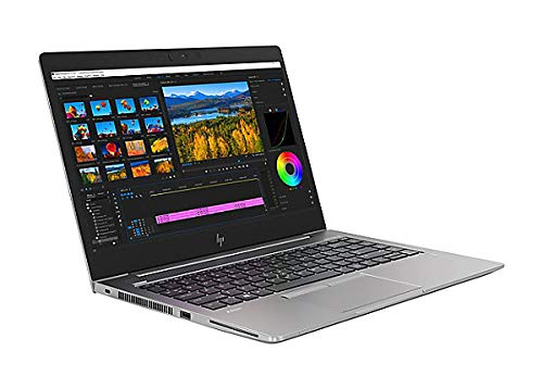 HP ZBOOK 14U-G5 Mobile Workstation Intel:I5-8350U/CI5-1.70GLV 8GB/1-DIMM 256GB/PCIE MR GBE 802.11AC+BT BL FPR Webcam INTEL-UHD620/IGP 14IPSFHD W10P-64 3-Cell 3.3LBS Silver Bundled W/ ULTRASLIM Dock