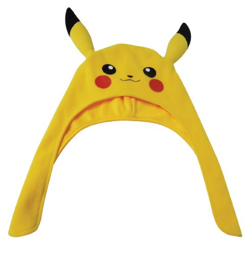 Rubies Pokémon Plush Pikachu Child Headpiece with Ears