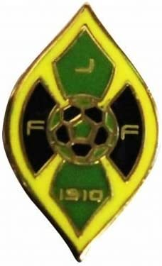 Jamaïque Jff de football Écusson badge à épingle: