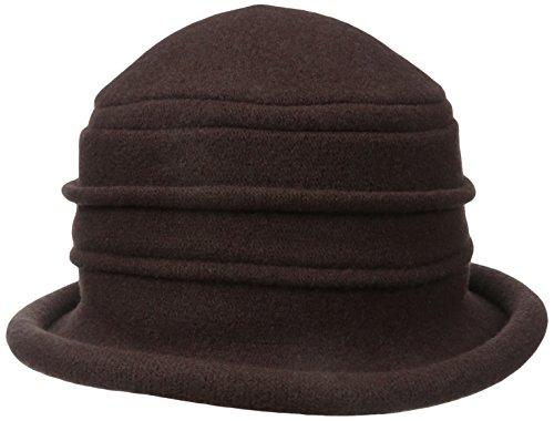 Dorfm (Brown Cloche Hat)
