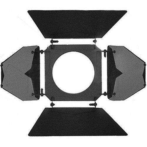 Mole Richardson 4 Way/8 Leaf Barndoor Set for 6'' Baby Solarspot