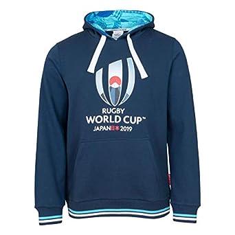 Rugby World Cup 2019 - Sudadera con Capucha - para Hombre: Amazon.es: Ropa y accesorios