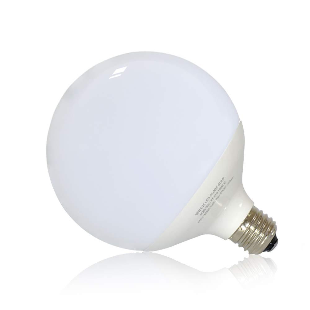 G120 led globe bulbs 15watt150w equivalent edison style led globe lights warm white 2700k e26 socket decorative globe light bulb 270 degree beam angle