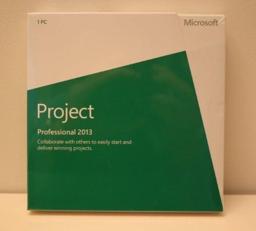 Microsoft Project Pro 2013, x32/64, ENG, DVD