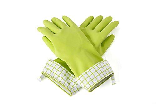 organic dish gloves - 1