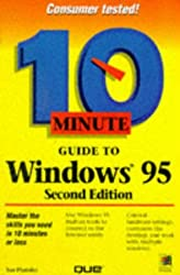 10 Minute Guide to Windows 95