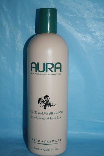 Black malva shampoo