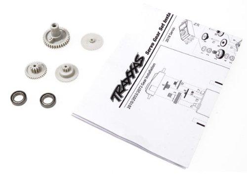 Traxxas 2072 Servo Gear Set (fits 2070, 2075)