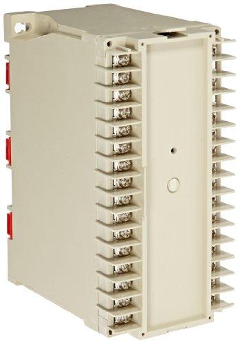 BUD Industries DB-4715 Plastic DIN Rail/Panel Mount Box, 5-29/32