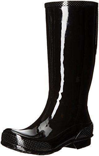 Crocs Womens Tall W Regenlaars Zwart / Zwart