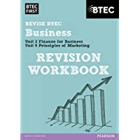 BTEC First in Business Revision Workbook (BTEC First Business)