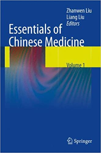 Book Essentials of Chinese Medicine