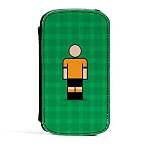 Barnet Premium Faux PU Leather Case Flip Case for Samsung? Galaxy S3 by Blunt Football + FREE Crystal Clear Screen Protector