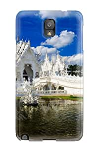 Fashionable QwfmhQz4329msYGD Galaxy Note 3 Case Cover For Creative Buidling On The World Protective Case