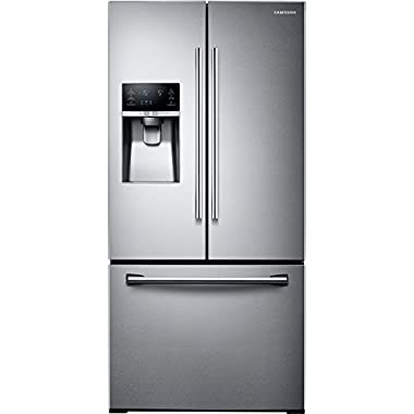Samsung RF26J7500SR 25.5 Cu. Ft. Stainless Steel French Door Refrigerator - Energy Star