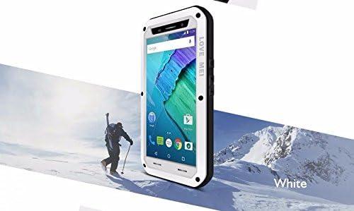 Motorola Moto X Style Case, Love Mei a prueba de golpes ...