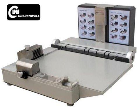 18x18inch Photo book maker mounter Flush mount album making machine by CGOLDENWALL