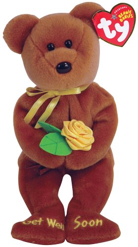 Ty Bandage - Get Well Bear