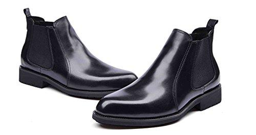 ville lacets de Chaussures homme à pour Noir Dilize OIEq7