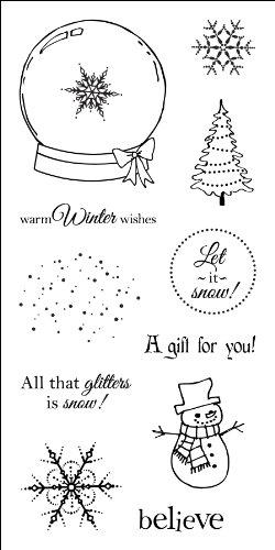 Fiskars Clear Sheet All That Glitters