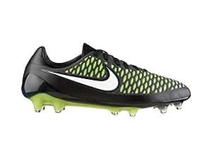 Nike MAGISTA OPUS FG Black/Volt/Hyper Punch/White US sz. 8.5 Mens Soccer