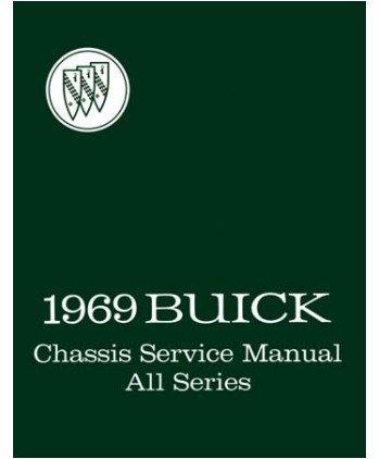 amazon com 1969 buick repair shop service manual fisher body rh amazon com buick repair manual free buick repair manual free