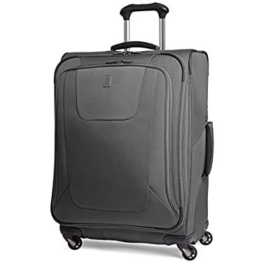 Travelpro Maxlite3 Lightweight 25  Expandable Spinner (One Size, Grey)