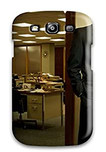 Tpu Case For Galaxy S3 With Amazing Jon Hamm Don Draper Mad Men On Set