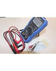 Owon OW16A Profesyonel Digital El Tipi Multimetre+Termometre, 3 5/6 dijit, NCV, True RMS, Auto ranging √ Data Hold √ Auto/Manual Scale Switch