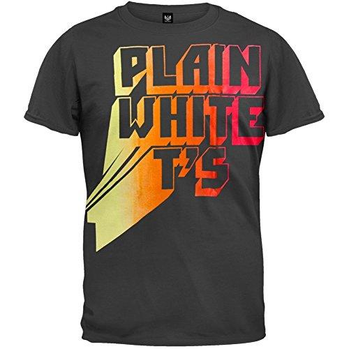Plain White Ts - Kirupa T-Shirt - Large Grey