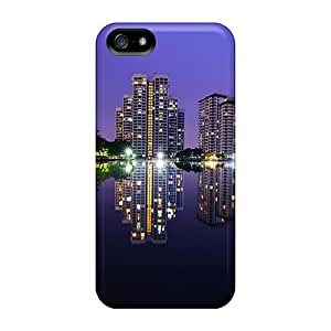 Forever Collectibles Malezja Kuala Lumpu Hard Snap-on Iphone 5/5s Case