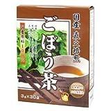 ?Unimatt Riken? domestic direct roast roasted burdock tea 30 packs × 20 pieces set