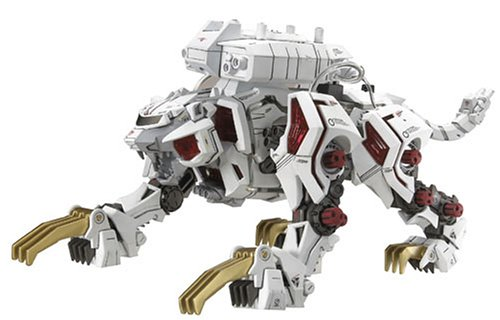 Genesis Model Kit (Zoids Genesis GZ-008 Soul Tiger Model Kit)