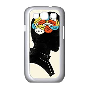 Samsung Galaxy S3 Cases Han Phrenology, - [White] Doah