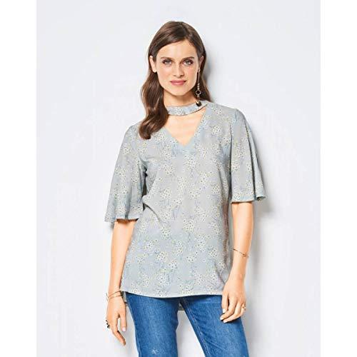 Patron 6424 blouse blouse Burda Patron femme rgq7Sw0r