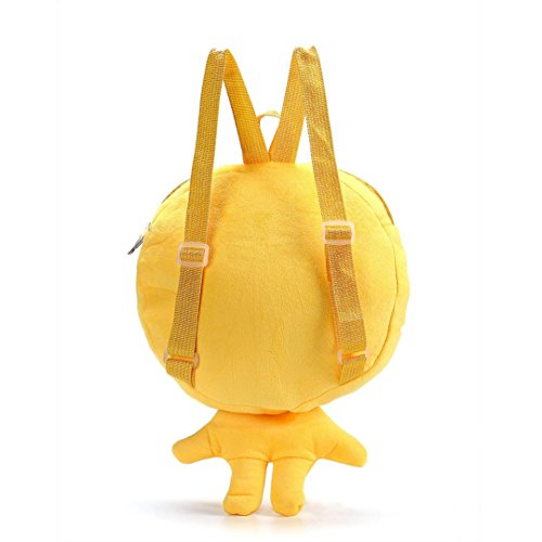 A Tuscom 29 School Handbag Bag Emoji 5��22cm Child Emoticon Backpack EqHxB40