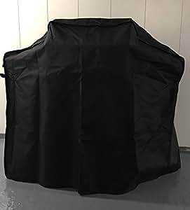 """Comp Bind tecnología parrilla cubierta para parrilla de Gas Weber Spirit E-310ajuste personalizado al aire libre, resistente al agua, color negro–51""""W x 33D x 48"""" H"""