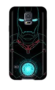 Brand New S5 Defender Case For Galaxy Iron Man