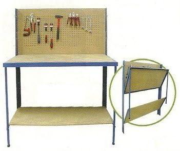 Banco de trabajo plegable, mesa de pared, ahorro de espacio ...