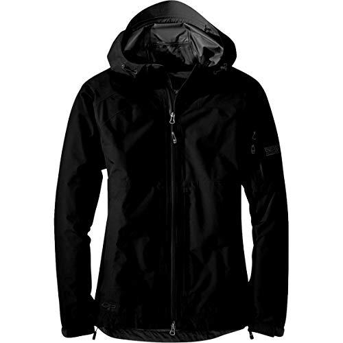Research Jacket Aspire Outdoor Black Women's xYafnzUUd