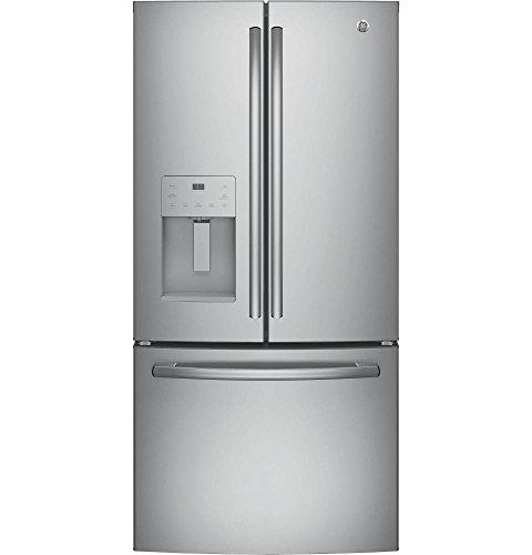 GE GFE24JSKSS Refrigerator Capacity Stainless
