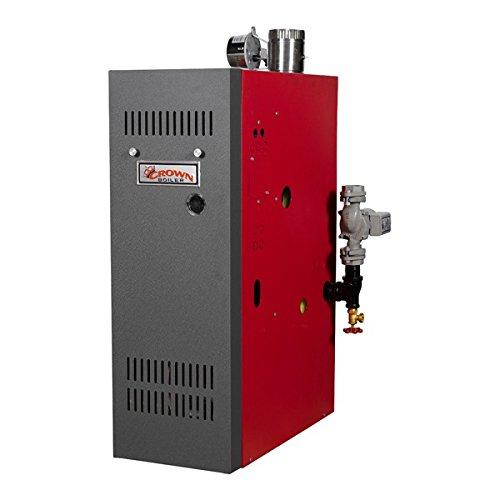 crown hot water boiler - 3