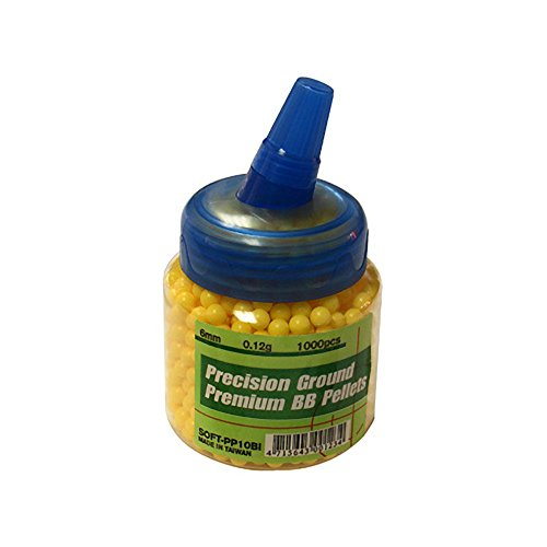 (UTG Sport Precision Ground Airsoft Pellet,.12g,1,000/Bottle)