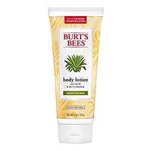 Burt's Bees Aloe and Buttermilk Body Lotion - 6 oz