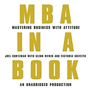 MBA in a Book Hörbuch