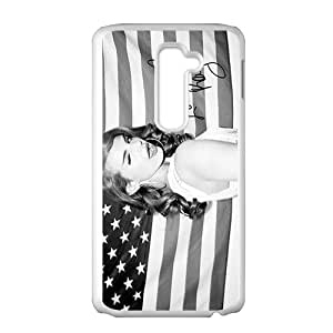 lana del rey american flag Phone Case for LG G2