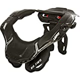 Leatt GPX 6.5 Neck Brace (Carbon/Black, Large/X-Large)