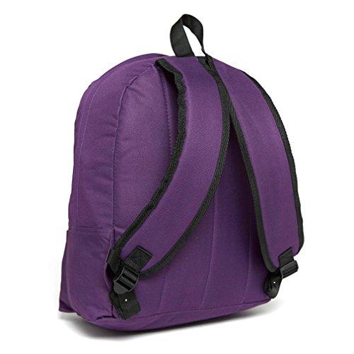Eurohike Essential 20L Daysack, Violet, Taille Unique