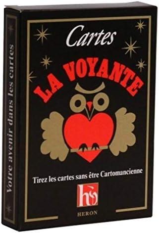 La Voyante 32 Cartes Amazon Fr Jeux Et Jouets