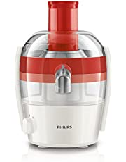 Philips Viva Collection Centrifugeuse 400 W, 1,5 l en une seule fois, rapide à nettoyer